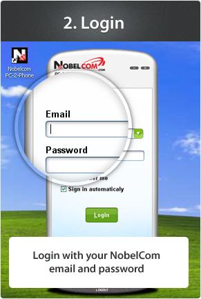 Virtual phone number | NobelCom